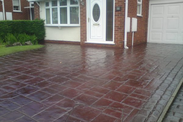 Power Wash Cleaning, Wigan, Block Pave Cleaning