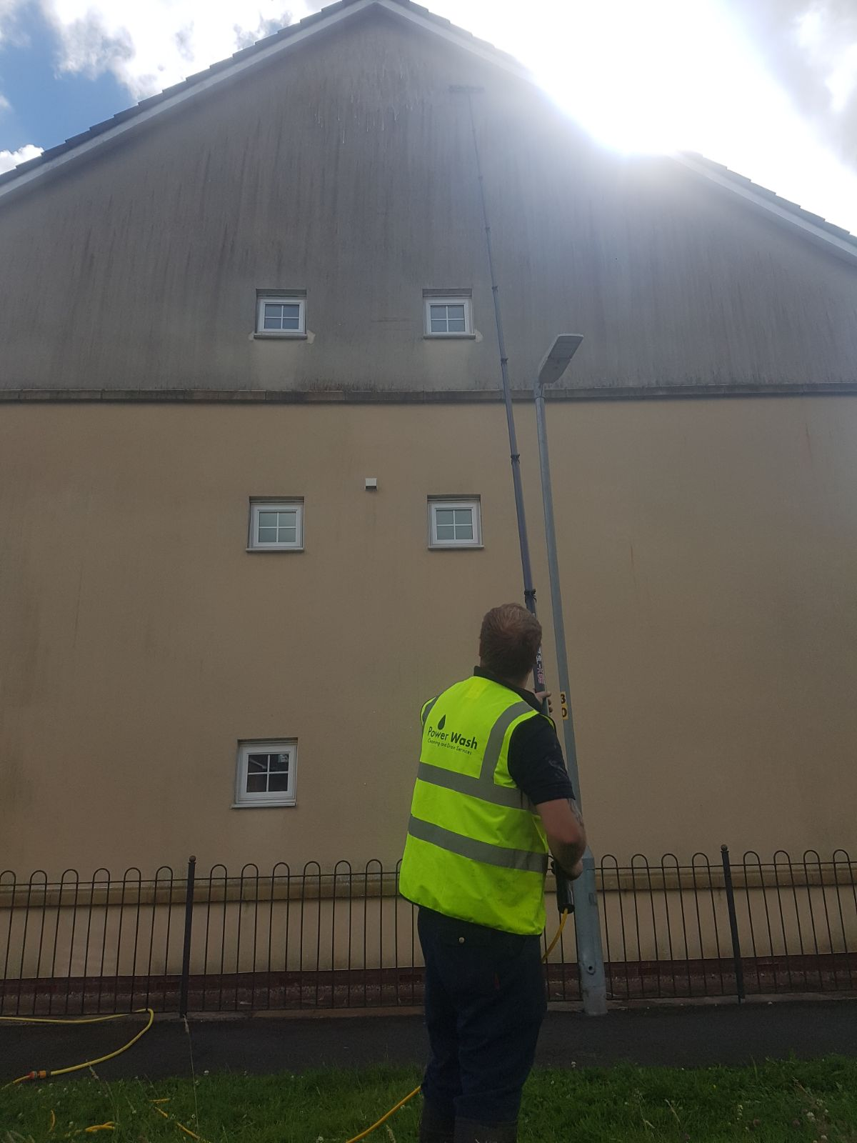 Render Cleaning in Manchester,Wigan,Warrington | Power Wash Cleaning